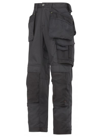 Pantalon d'artisan avec poches holster, CoolTwill SNICKERS 3211