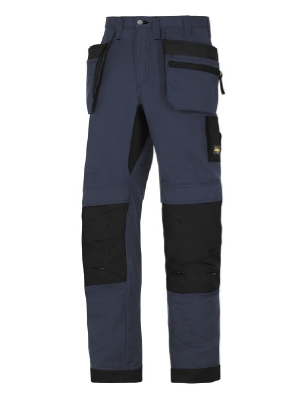 Pantalon de travail avec poches holster+, 37.5®, LiteWork SNICKERS 6206