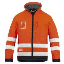Veste d'hiver haute visibilité, Classe 3 orange