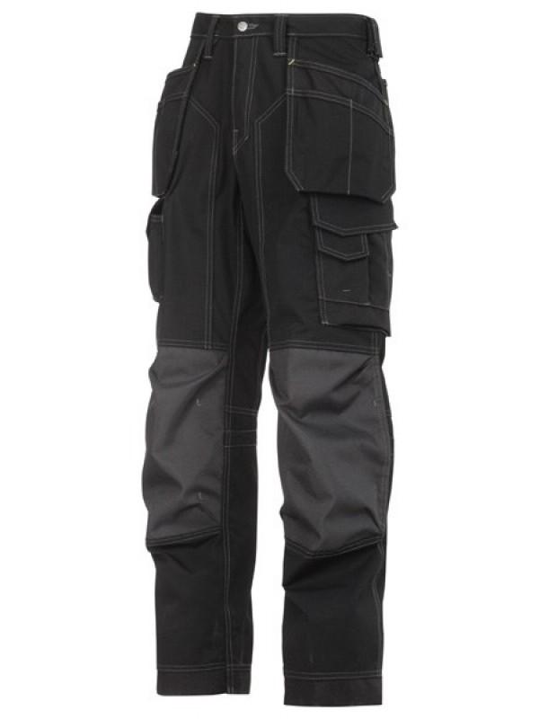 Pantalon pour poseurs de sols noir