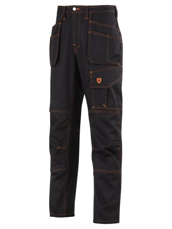 Pantalon ignifugé avec poches holster