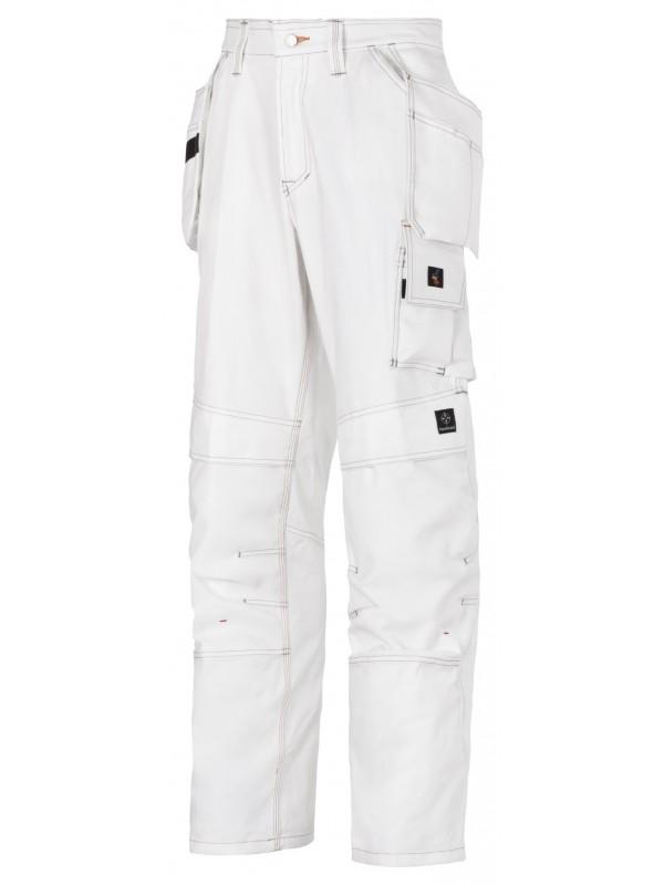 Pantalon de peintre avec poches holster
