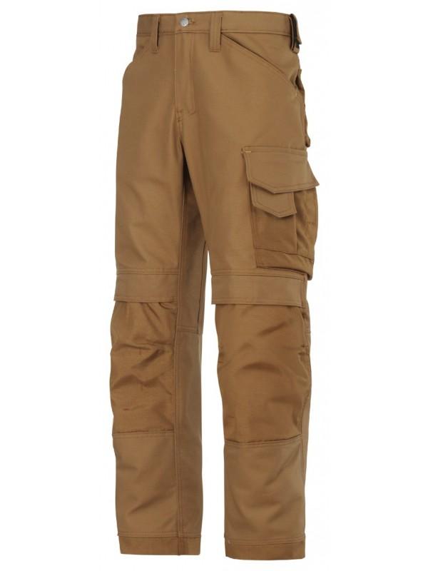 Pantalons d'artisan Canvas + SNICKERS 3314