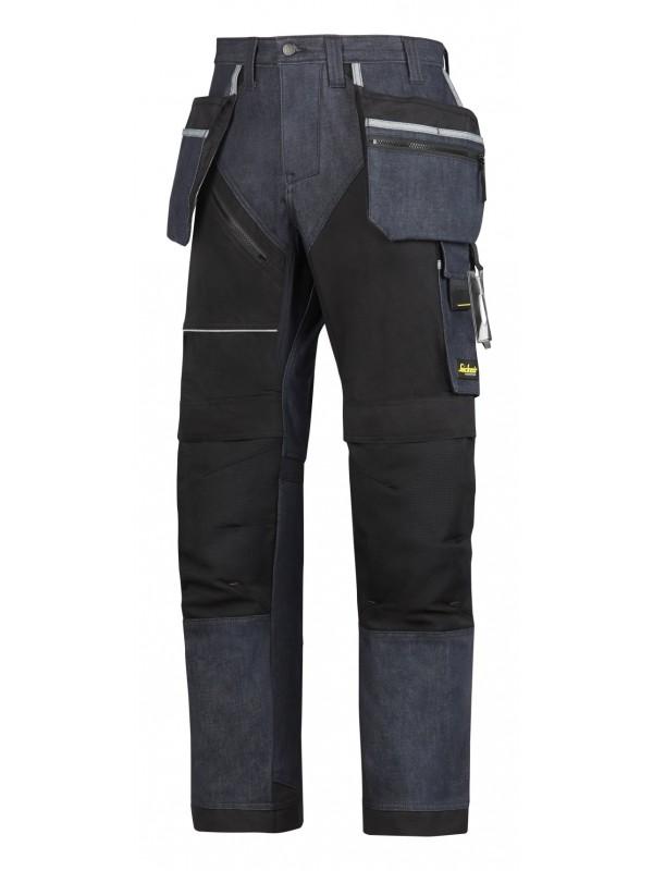 Pantalon de travail poches holster+, RuffWork Jean