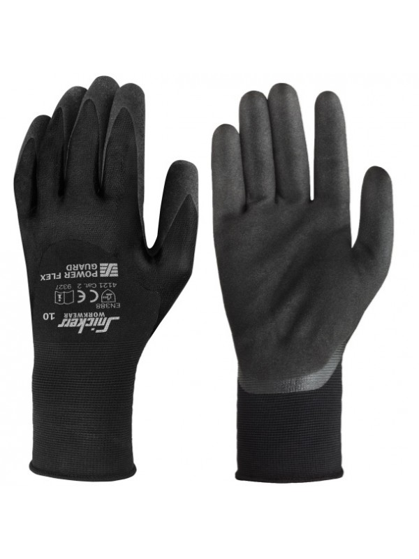 Gants Power Flex Guard, 100 paires SNICKERS 9388