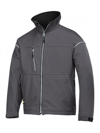 Veste soft shell  gris