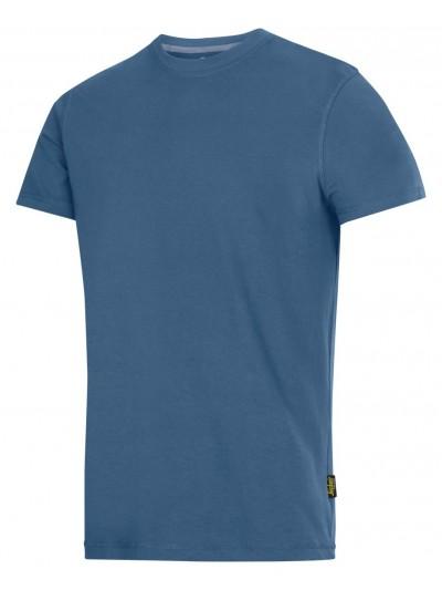 T-shirt de travail  bleu