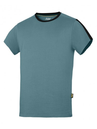 T-shirt AllroundWork Pétrole