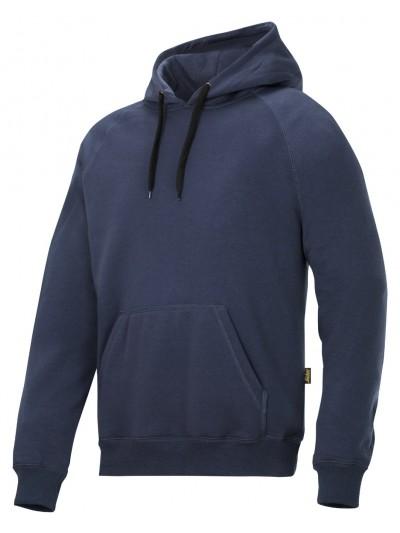 Sweat Shirt à capuche marine