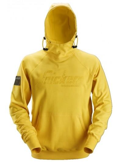 Sweat à capuche avec logo SNICKERS 2881