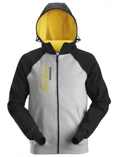 Sweat-shirt à capuche zippé SNICKERS 2888