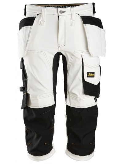 Pantacourt en tissu extensible avec poches holster SNICKERS 6142