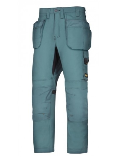 Pantalon de travail avec poches holster+, AllroundWork SNICKERS 6201