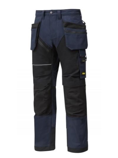 Pantalon de travail en coton avec poches holster+, RuffWork SNICKERS 6215