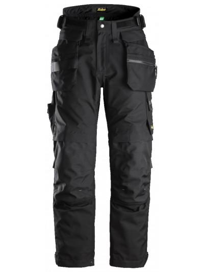 Pantalon+ isolant en GORE-TEX 37.5® avec poches holster SNICKERS 6580 Série 6