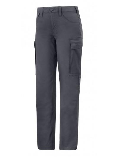 Pantalon de service pour femme gris