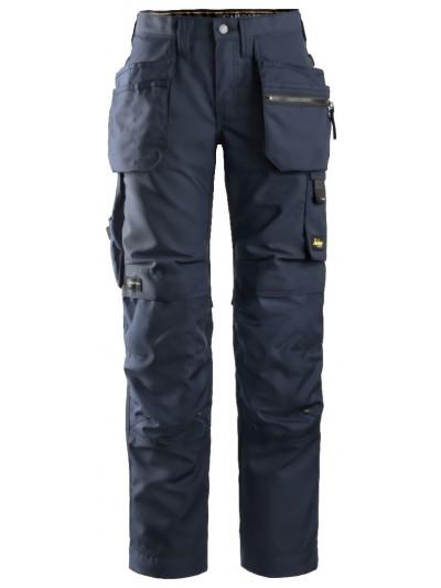 Pantalon pour femme avec poches holster AllroundWork SNICKERS 6701 Série 6