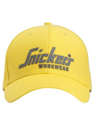 Casquette avec logo SNICKERS 9041