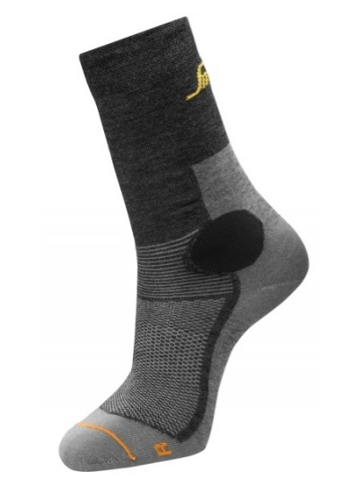 Chaussettes 37.5 mi-mollet AllroundWork SNICKERS 9215