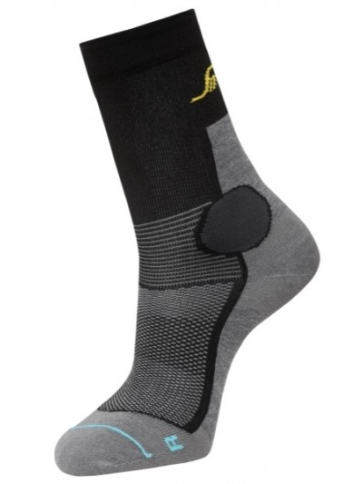 Chaussettes 37.5 mi-mollet LiteWork SNICKERS 9217