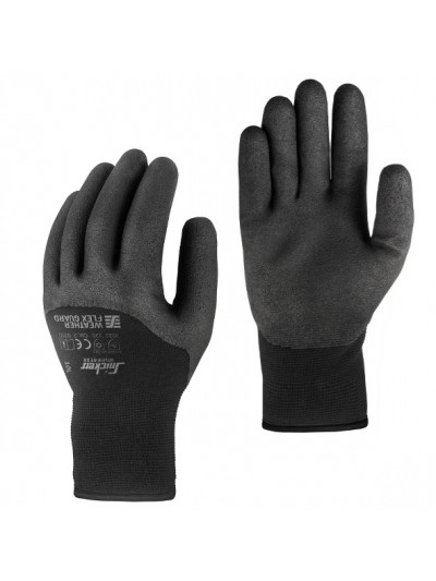 Gants Weather Flex Guard, 100 paires SNICKERS 9395