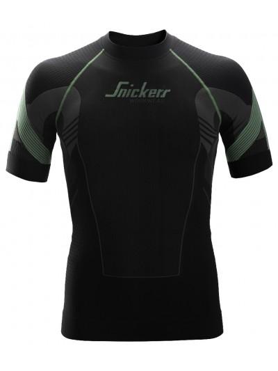 T-shirt à manches courtes, FlexiWork SNICKERS 9426
