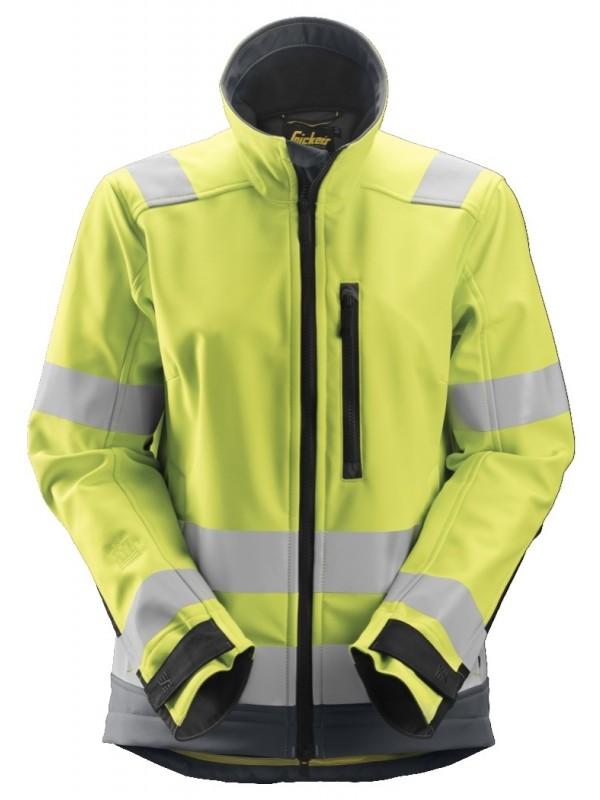 Veste d'hiver pour femme, haute visibilité, Classe 2/3 AllroundWork, SNICKERS 1237
