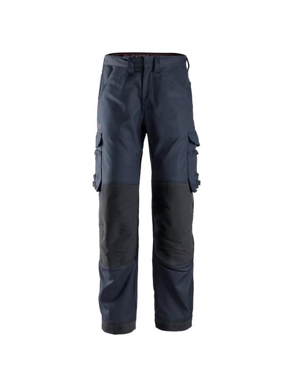 Pantalon de travail avec poches de jambes égales ProtecWork SNICKERS 6362