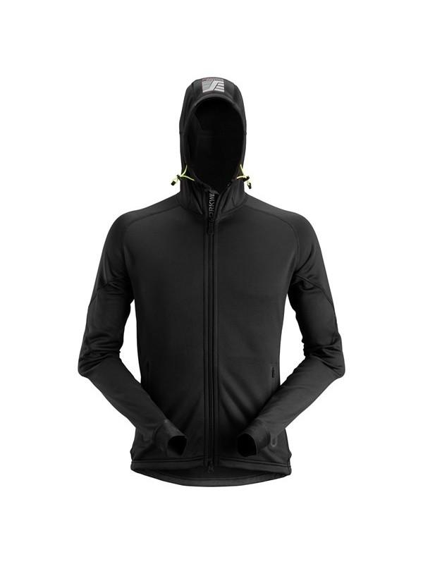 Sweat-shirt à capuche en Polartec® Power Stretch® 2.0 SNICKERS 8002