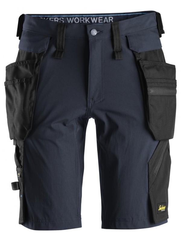 LiteWork, Short+ avec poches holster détachables SNICKERS 6108