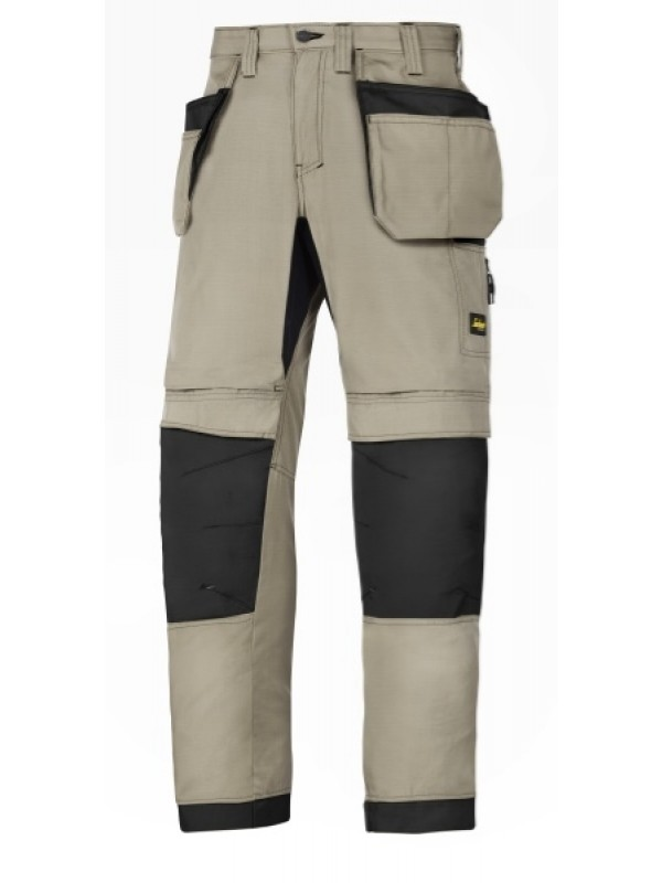 Pantalon de travail avec poches holster, 37.5®, LiteWork SNICKERS 6207
