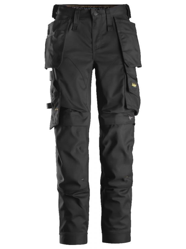 Pantalon en tissu extensible pour femmes avec poches holster SNICKERS 6247 Série 6