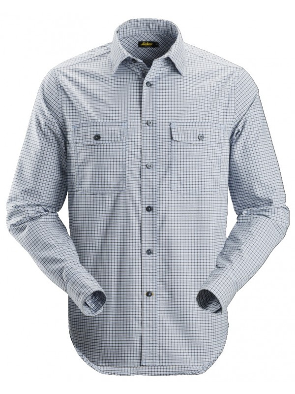 Chemise à carreaux, AllroundWork SNICKERS 8507