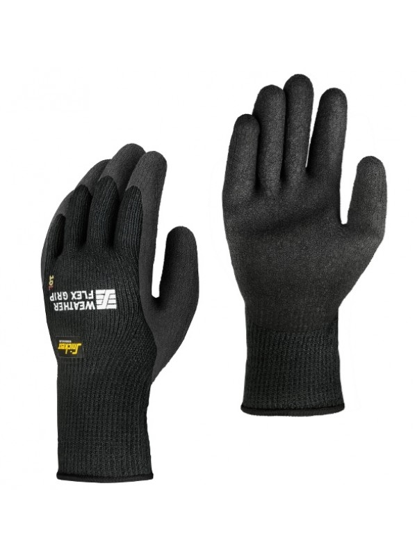 Gants Weather Flex Grip, 100 paires SNICKERS 9392