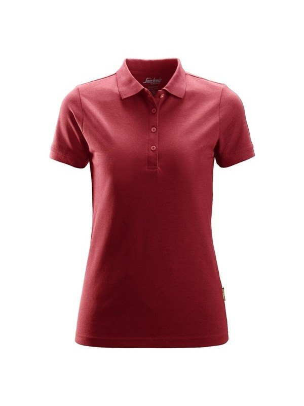 Polo pour femme marine