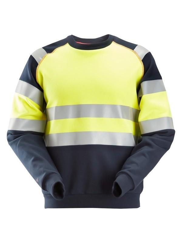 Sweat-shirt haute visibilité Classe 1 ProtecWork SNICKERS 2869