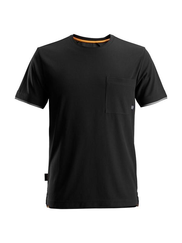 T-shirt à manches courtes 37.5® AllroundWork SNICKERS 2598