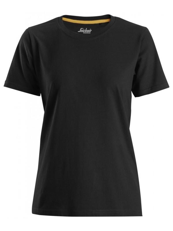 T-shirt pour femme en coton biologique SNCIKERS 2517