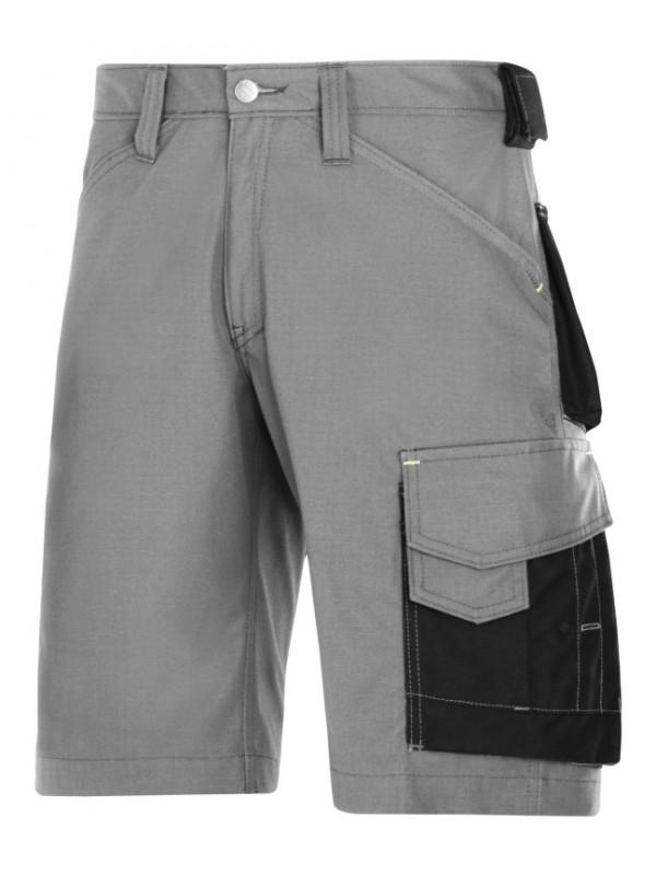 Short d'artisan, Rip Stop gris
