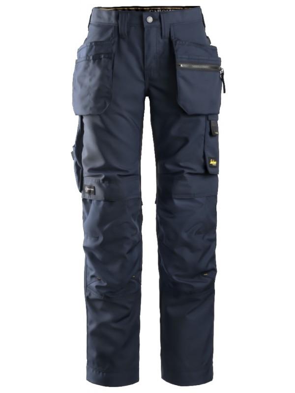 Pantalon pour femme avec poches holster AllroundWork SNICKERS 6701