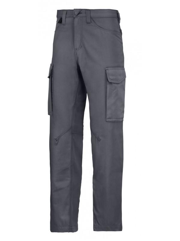 Pantalon de service gris acier