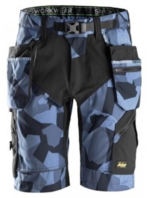 Short avec poches holster+, FlexiWork SNICKERS 6904
