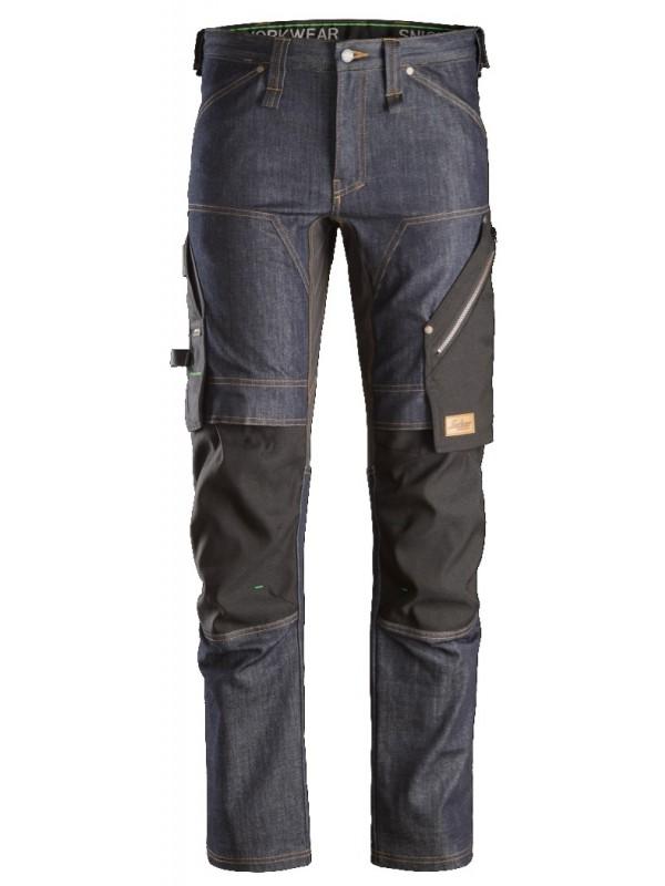 Pantalon+ en denim SNICKERS 6956