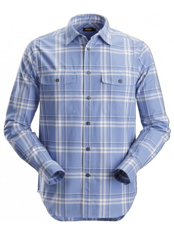 Chemise en flanelle, RuffWork SNICKERS 8502