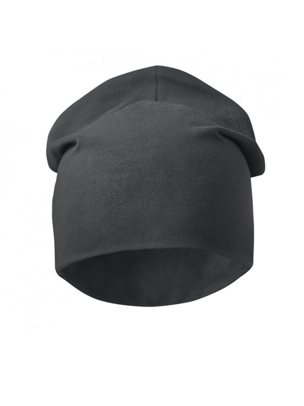 Bonnet coton, Allround Gris acier