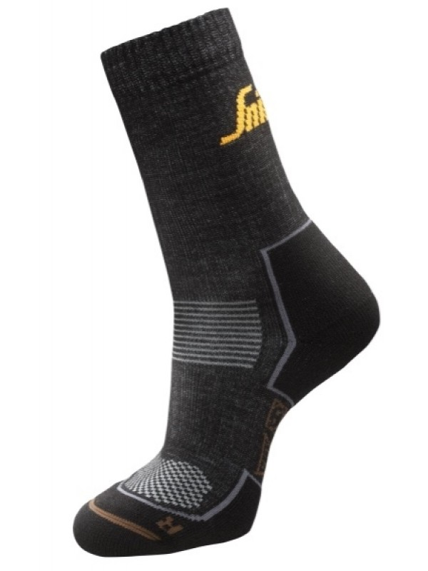 Chaussettes en Cordura/laine, 2 paires RuffWork, SNICKERS 9206