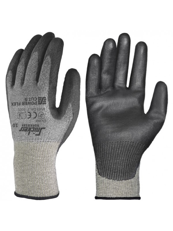 Gants Power Flex Cut 5 9326 Lot de 10