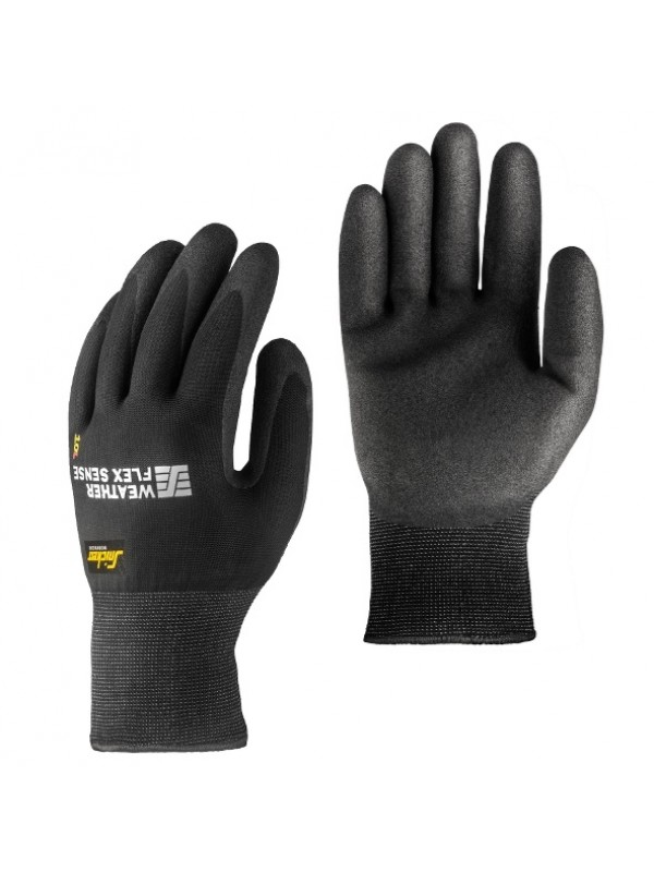 Gants Weather Flex Sense, 100 paires SNICKERS 9393
