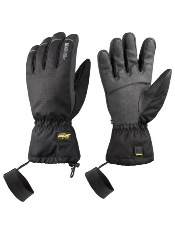 Gants de travail Weather Arctic Dry SNICKERS 9576