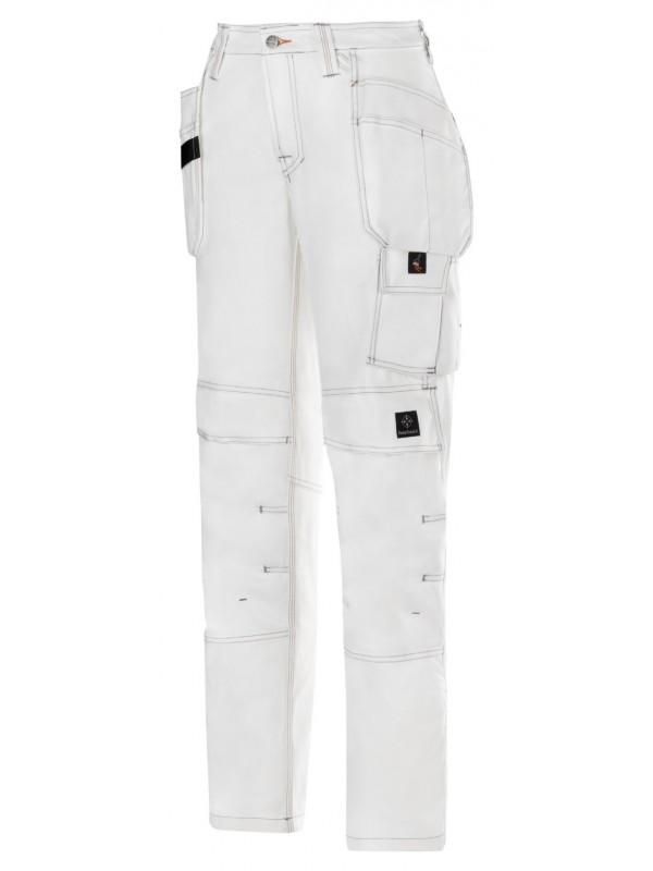 Pantalon de peintre pour femme avec poche holster SNICKERS 3775  Série 3